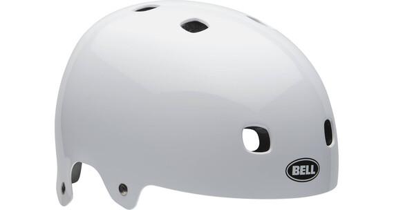 Bell Segment Helmet White